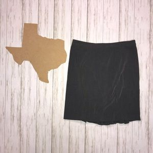 Body by Victoria skirt with ruffle back Sz 10